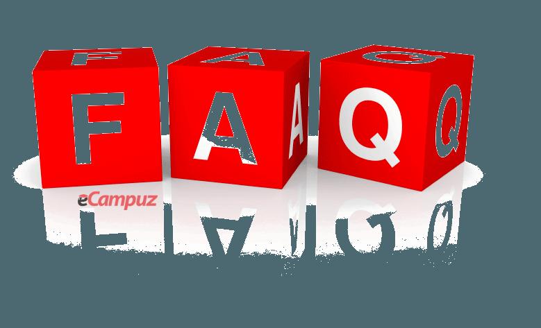 Pertanyaan Umum Seputar eCampuz