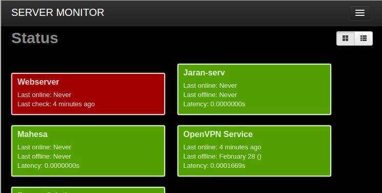 aplikasi monitoring
