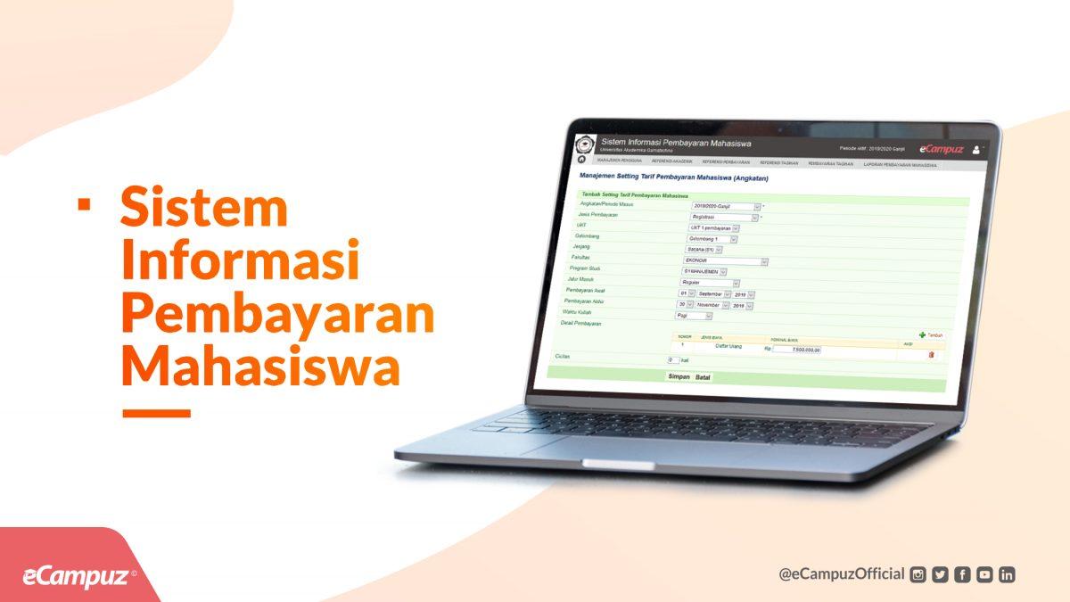 Sistem Informasi Pembayaran Mahasiswa