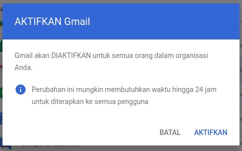 Email Kampus