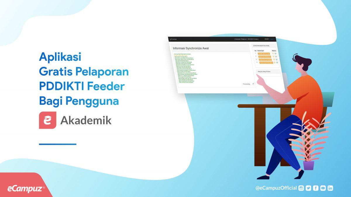 Aplikasi Gratis Pelaporan PDDIKTI Feeder Bagi Pengguna eAkademik