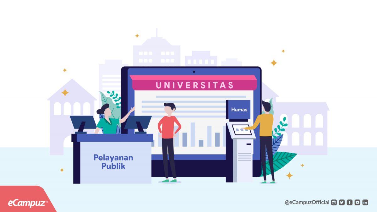 Implementasi Aplikasi Pelayanan Publik di Perguruan Tinggi