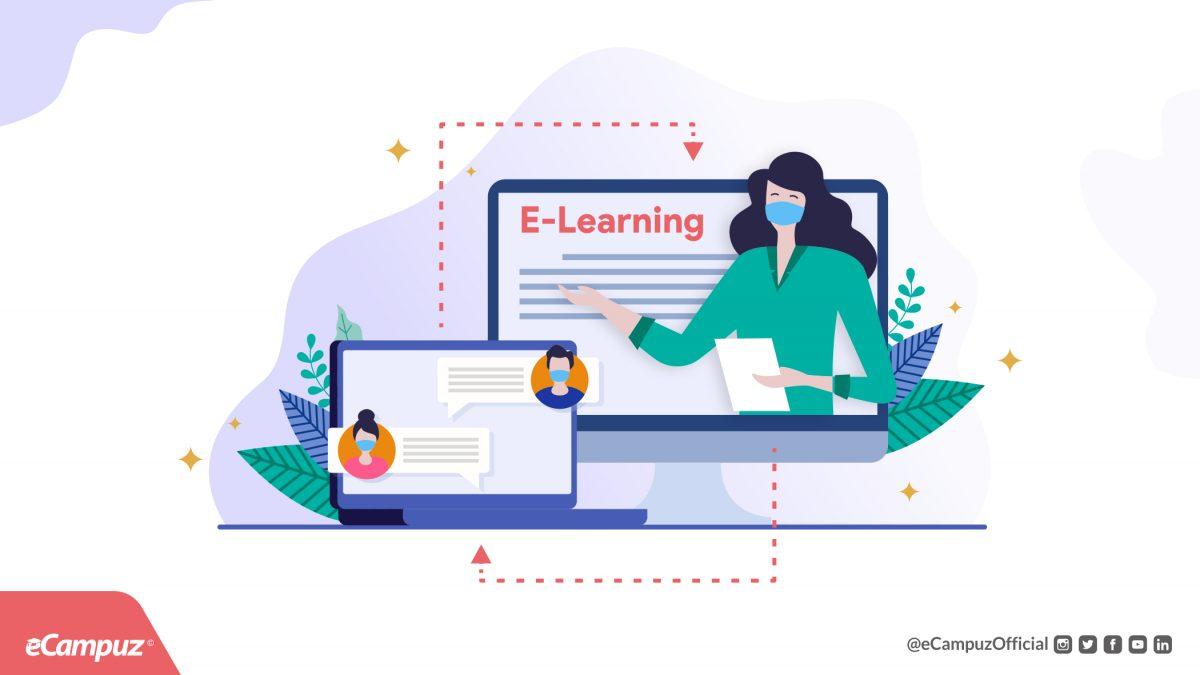 5 Alasan E-Learning Mendadak Populer Saat PSBB