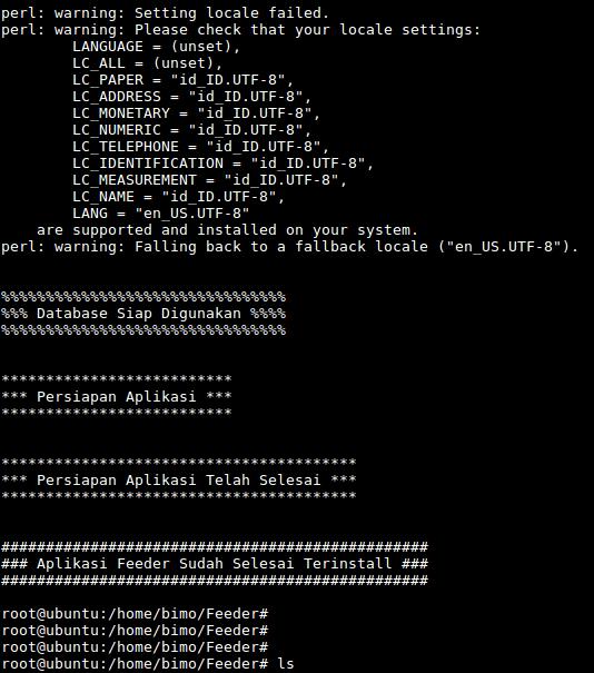 8 Langkah Mudah Install PDDIKTI Feeder di Linux