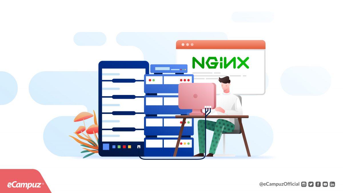 HTTP Load Balancer dengan Nginx