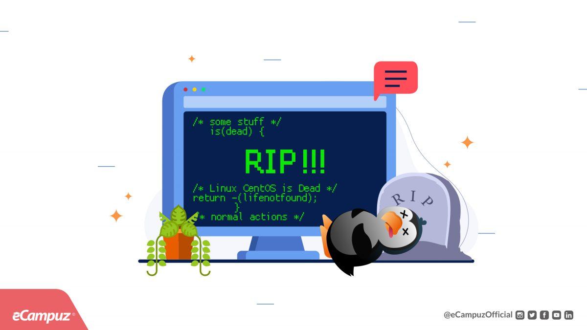 Linux CentOS is dead…Apa Gantinya?
