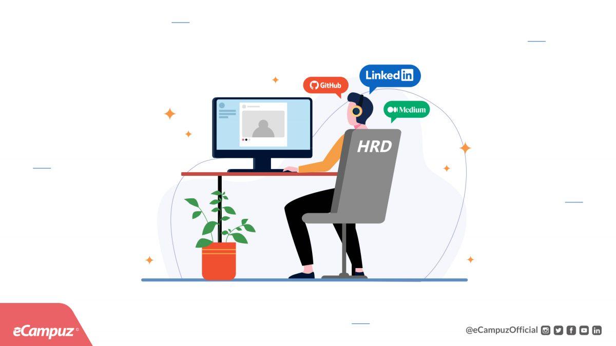 Rekomendasi 4 Platform Online untuk Mendukung Portfolio Job Seeker