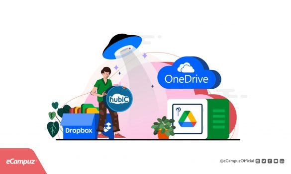 Top 5 Platform Free Cloud Storage Untuk Backup File