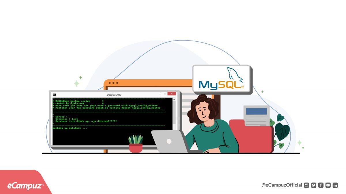 Simple Script Auto Backup Database MySQL dengan Bash