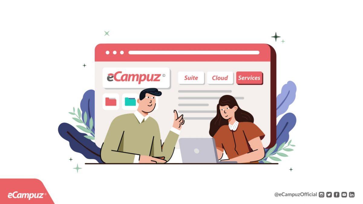 Lebih Dekat dan Erat dengan Layanan eCampuz Services