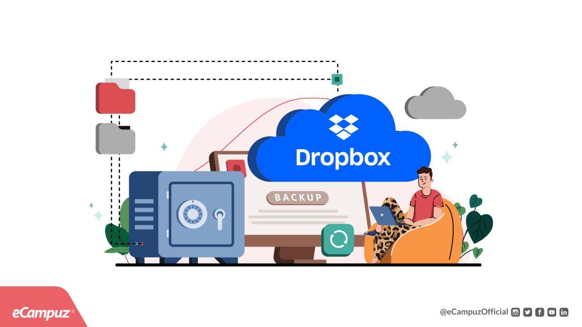 Dropbox API dan Alternatif Backup Data Server