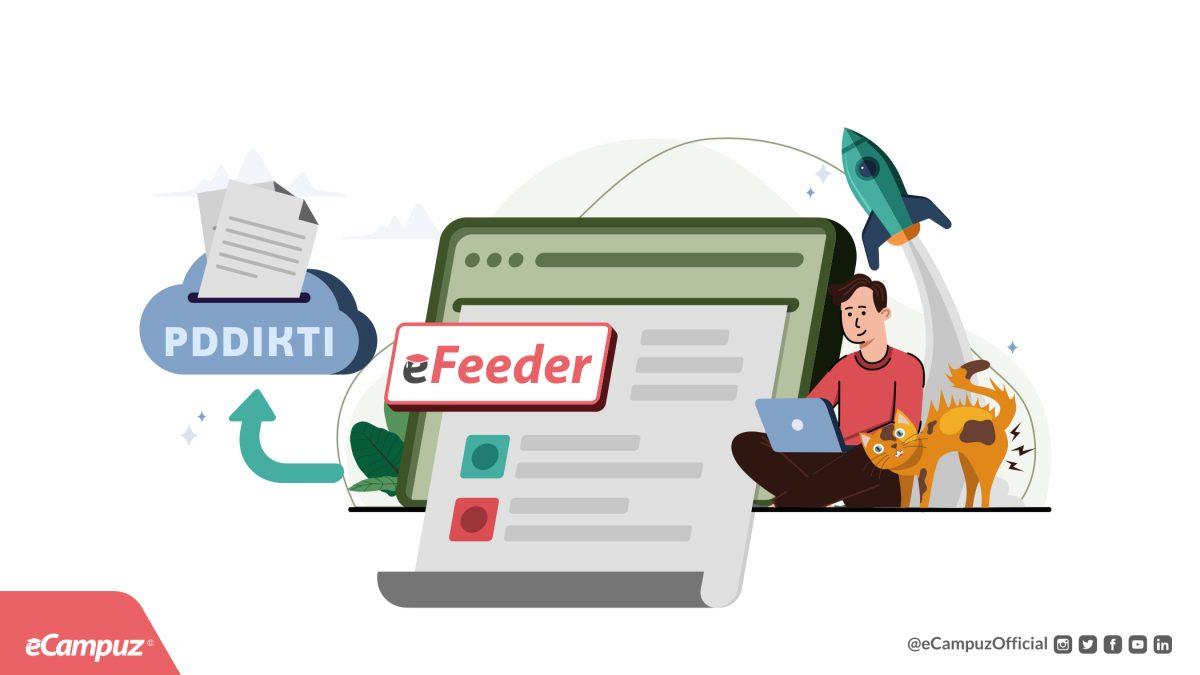 eFeeder Untuk Mempermudah dan Mempercepat Pelaporan Data dari Kampus ke PDDIKTI