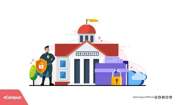 Menjaga Keamanan Data Kampus