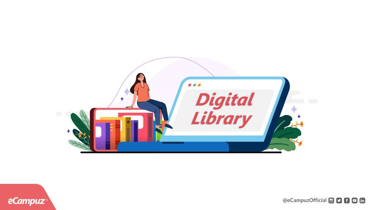 6 Alasan Mengapa Beralih ke Perpustakaan Digital