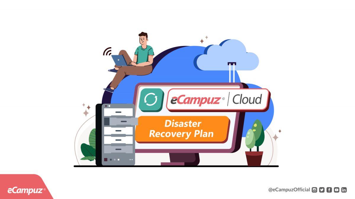 Rencana Pemulihan Bencana pada Layanan eCampuz Cloud