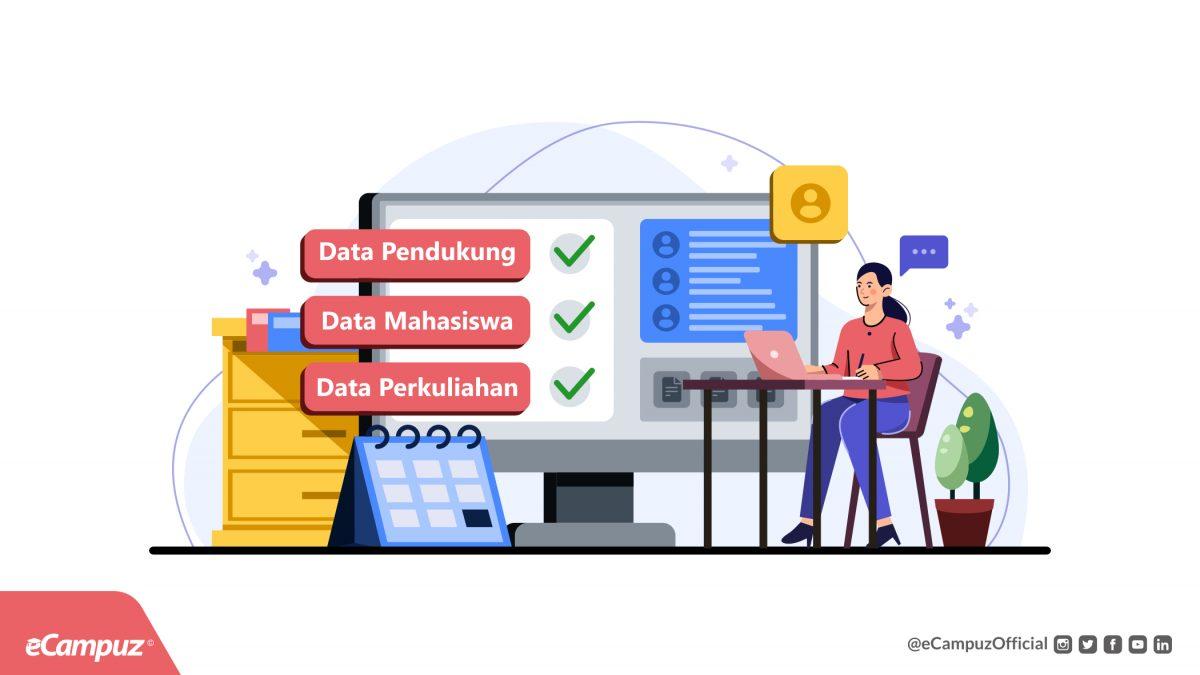 Data Mahasiswa Merdeka Belajar Kampus Merdeka yang Wajib Dilaporkan ke PDDIKTI