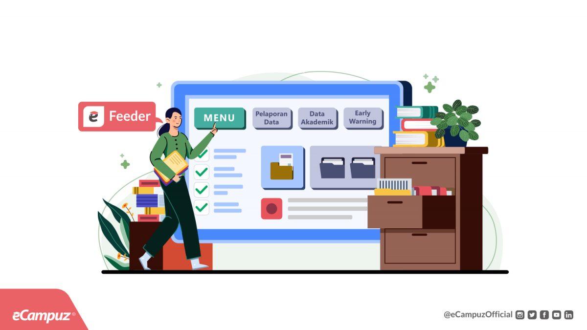 eFeeder: Kemudahan Untuk Pelaporan Feeder PDDIKTI