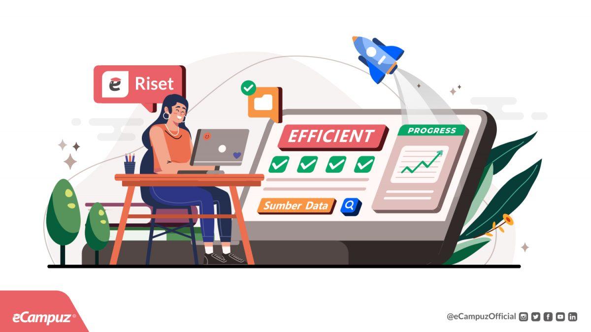 Tingkatkan Kinerja Penelitian Secara Efektif dengan eRiset